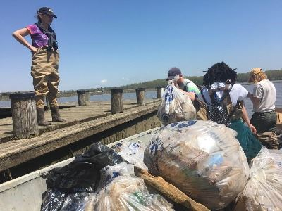 River Clean-up