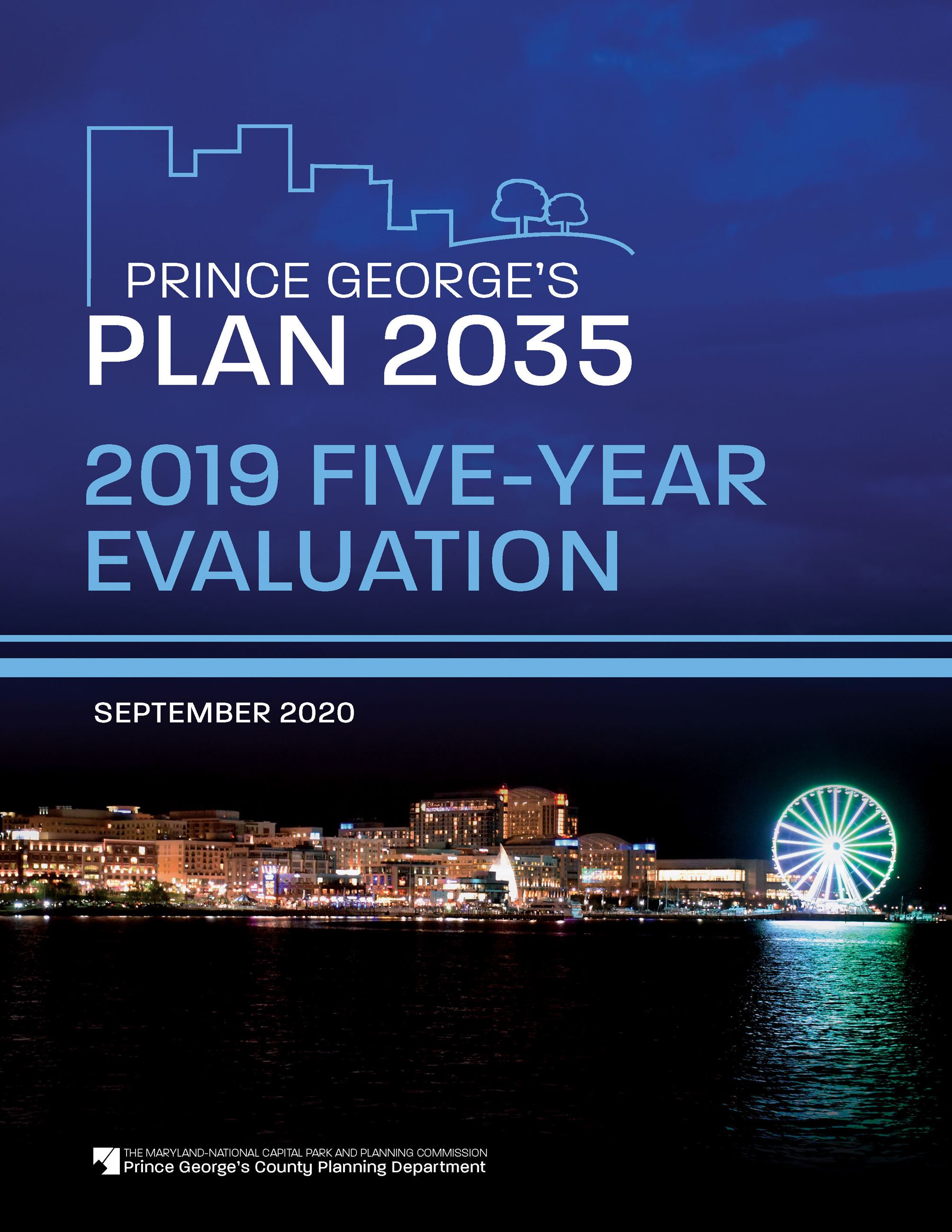 Plan 2035 Review Cover